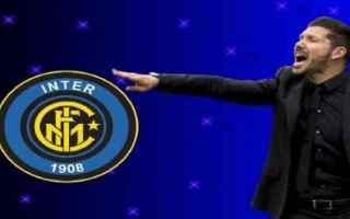 Calciomercato: inter  simeone