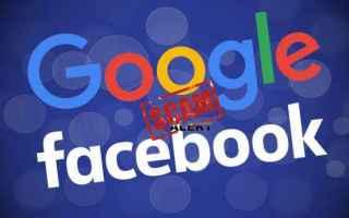 Internet: google  facebook  hacker  rubati