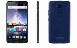 Cellulari: zte  smartphone  double postcamera