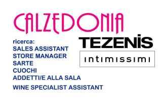 Lavoro: workisjob  lavoro  calzedonia