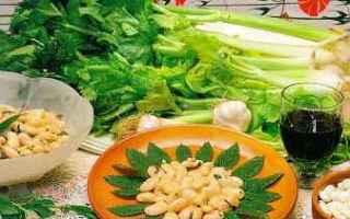 Ricette: antipasto  cucina siciliana  fagioli