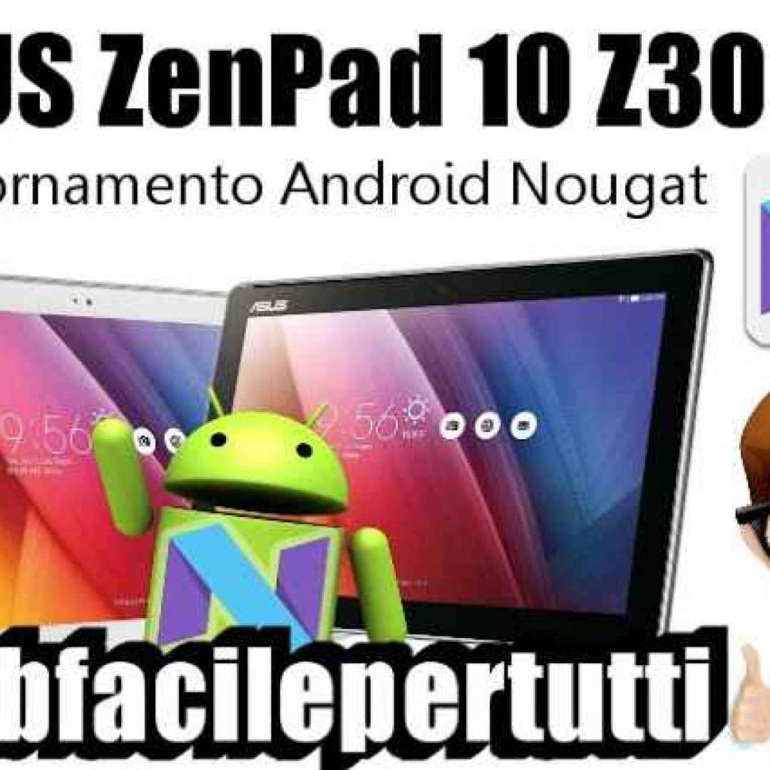 tablet asus zenpad android