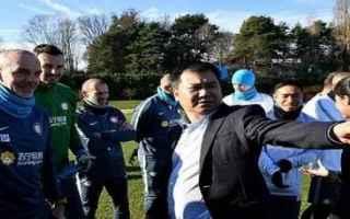 Calciomercato: inter  pioli  zhang