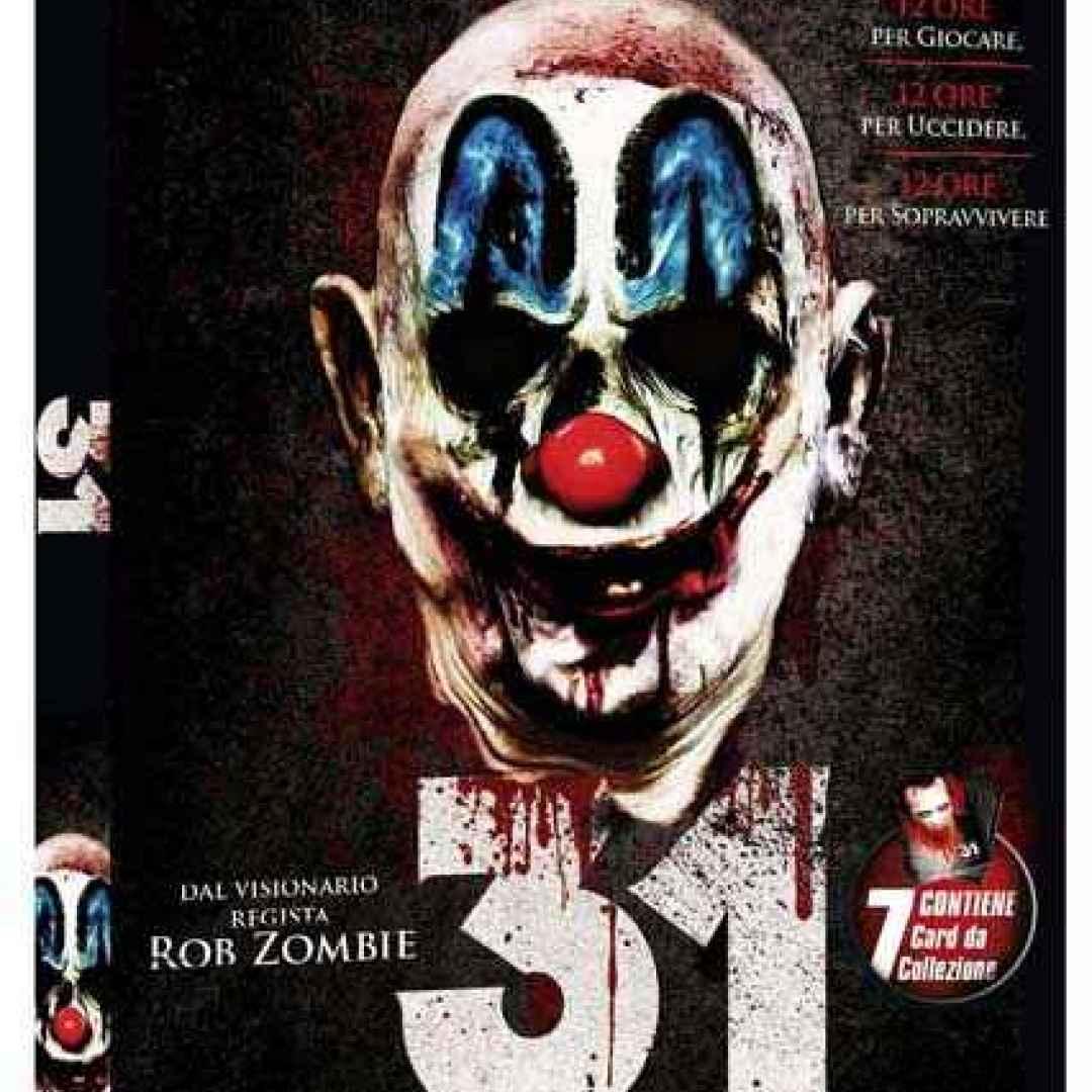 dvd  horror film  rob zombie  31