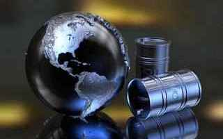 petrolio  greggio  mercato  trading