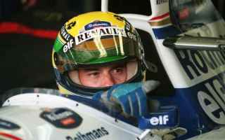 Formula 1: ayrton senna  incidente  morte  maggio