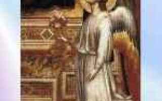 Arte: iconografia  immagini  pitture  angeli
