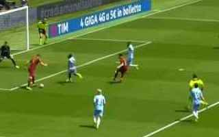 Serie A: de rossi strootman roma calcio sport