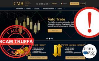 Borsa e Finanza: capital markets bank  truffa