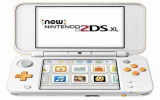 Console games: nintendo 2ds xl  consolle  videogame