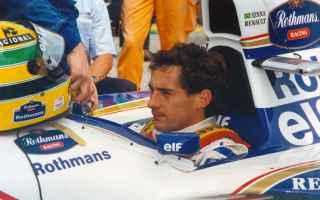 formula 1  ayrton senna  1 maggio 1994