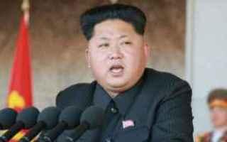 dal Mondo: corea del nord  kim jong-un  curiosità