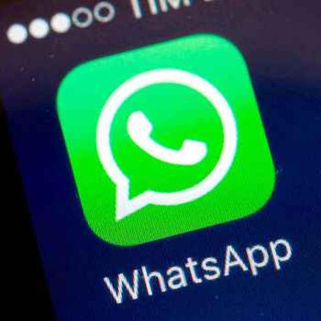whatsapp  bufala