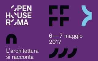 Architettura: arte  architettura  open house roma