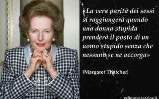 Cultura: frasi celebri  aforisma  citazioni  margaret thatcher