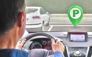 Automobili: android  parcheggio  trova parcheggio  app