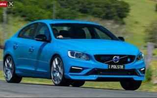 Automobili: cars  volvo  polestar  motorsport
