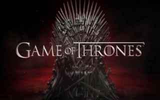 serie tv  il trono di spade  video