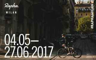 Ciclismo: bicicletta  ciclismo  rapha  milano