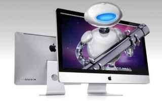 Apple: automator  apple