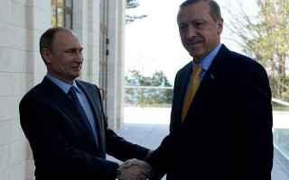 dal Mondo: russia  turchia  siria  usa  iran