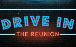 drive in  teatro  anni 80  tv
