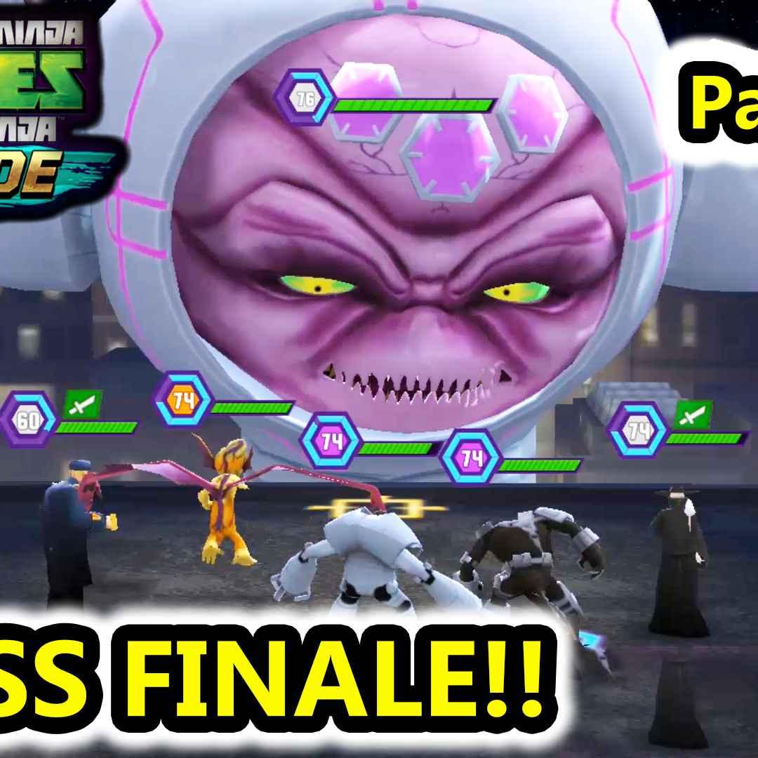tartarughe ninja  android  giochi  boss