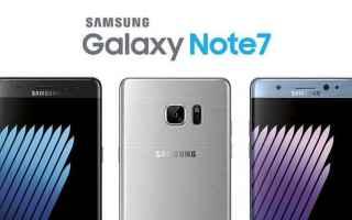 Cellulari: galaxy note 7r  samsung  note 7  tech