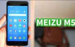 Cellulari: meizu m5  meizu m5 root