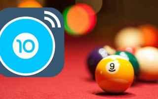 Sport: android iphone biliardo sport app