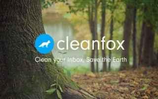 Siti Web: cleanfox  webmail  spam  newsletter