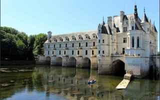 viaggi castelli della loira  francia
