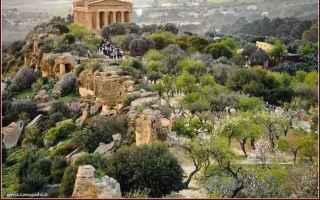 agrigento  akragas  valle dei templi