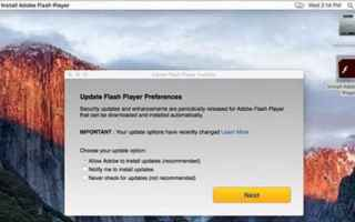 Sicurezza: snake  trojan  mac  flash player
