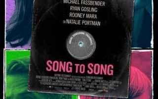 Cinema: song to song cinema anteprima malick