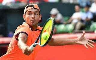 Tennis: tennis grand slam madrid kyrgios
