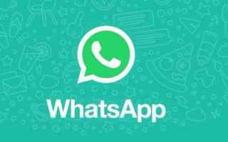 App: whatsapp  apps  videochiamate  backup
