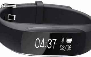 Gadget: lenovo  smartband  fitness tracker