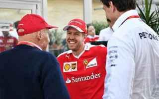 Formula 1: f1  vettel  ferrari  mercedes  contratto