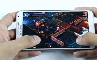 Mobile games: smartphone