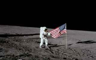 Astronomia: luna  spazio  complotto  usa  urss