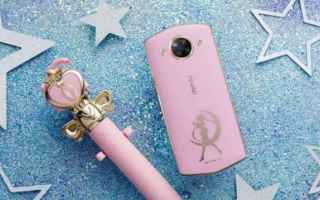 meitu  m8  sailor moon  smartphone