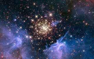 materia oscura  stelle  venti galattici