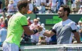 Tennis: fognini  tennis  nadal