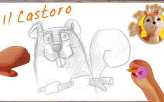 drawmylife  cartoni animati  castori