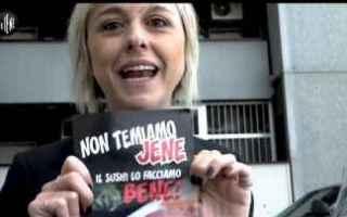 Milano: le iene  video  televisione