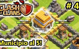Mobile games: clash of clans  android  gestionali