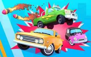 Mobile games: android iphone auto videogiochi arcade