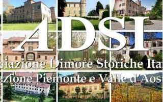 Torino: dimore storiche  adsi  astigiano