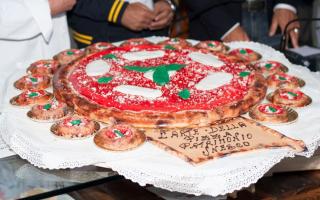 Gastronomia: pizza  unesco